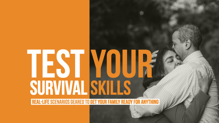 Test Your Survival Skills At Home