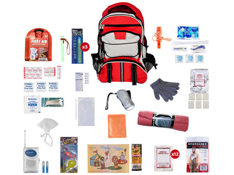 Kids Bug Out Bag