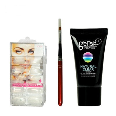 Quick Nail Extension Builder Gel Kit
