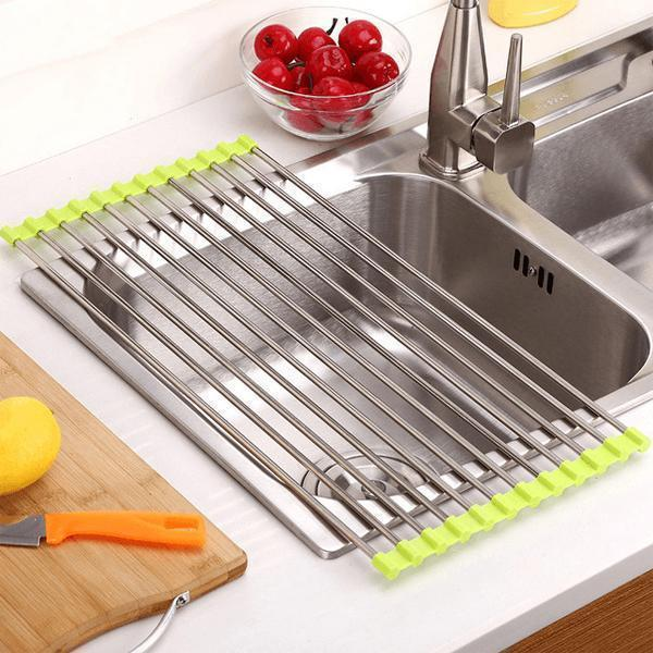 Roll-Up Drying Rack-Kitchen Tools & Utensils-Romancci.com
