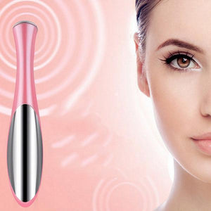 Sonic Vibration Electric Eyes Massager-Health Care-Pink-Romancci.com
