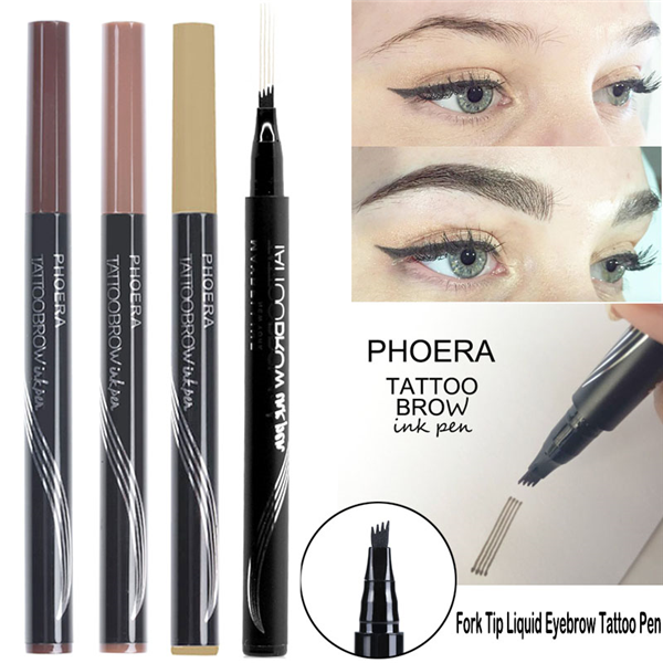 Tattoo Brow Ink Pen-Beauty-Romancci.com