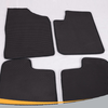 Double Layer Structure Honeycomb Car Mat(1 set)