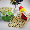 Reusable Beeswax Food Wraps (3 Pcs)