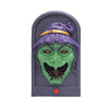 Halloween Doorbell with Light Up Eyeball and Scary Sounds
