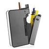 Automatic Cigarette Dispenser Case with Lighter Holder