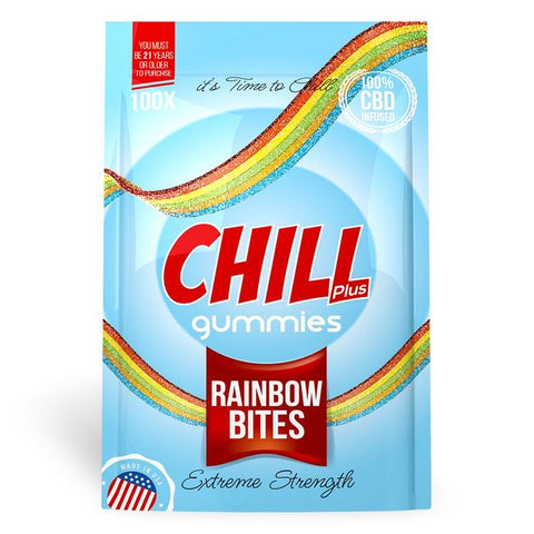 Chill PLUS CBD Edibles