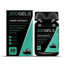 ECOGels Bottle (750mg)