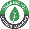 Organic 100 content standard at olive and oscar children's apparel