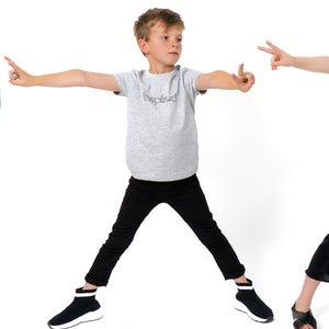 Boys slim skinny fit black jeans stylish cool trendy kids clothes