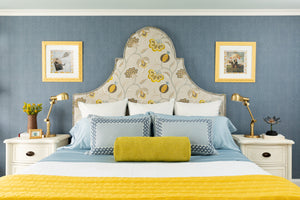 Linda Holt - One Room Challenge week 6: My boutique hotel inspired master suite reveal