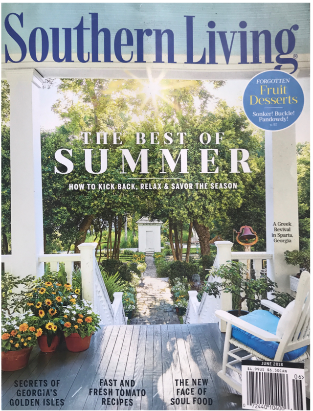 Southern Living, June 2018
