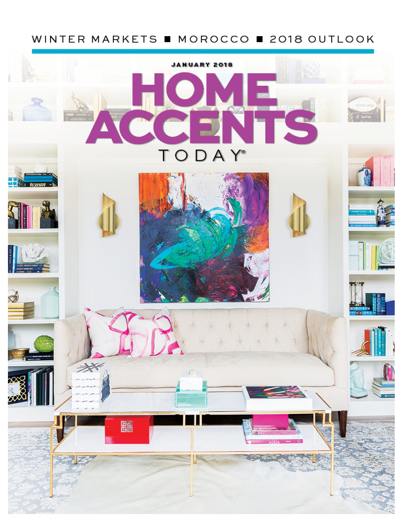 Home Accents Today, January 2019