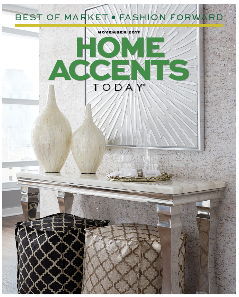 Home Accents Today, November 2017