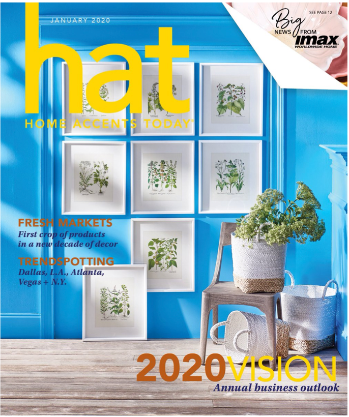 Home Accents Today, January 2020