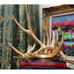 Golden Antlers [Set of 2] - Couture Lamps