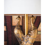 Golden Glamour Table Lamp - Couture Lamps