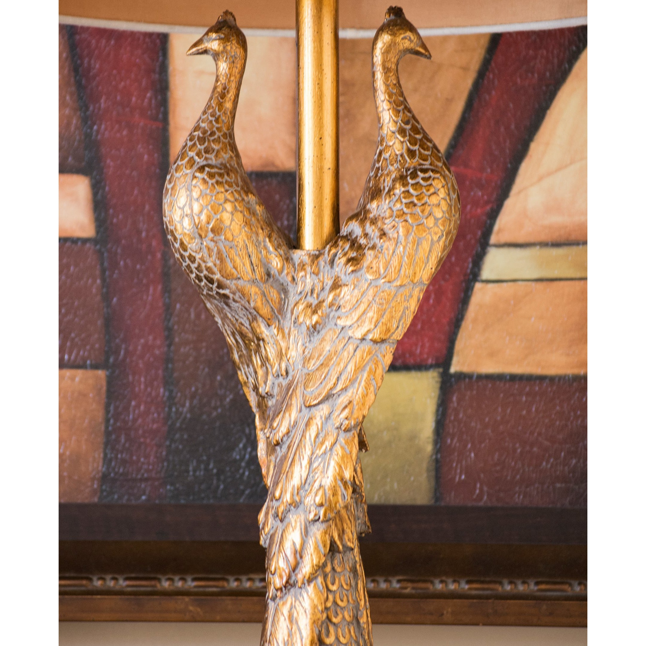 "Golden Glamour 38.5"" Table Lamp - Couture Lamps"
