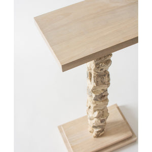 Paradise Shell End Table - Couture Lamps