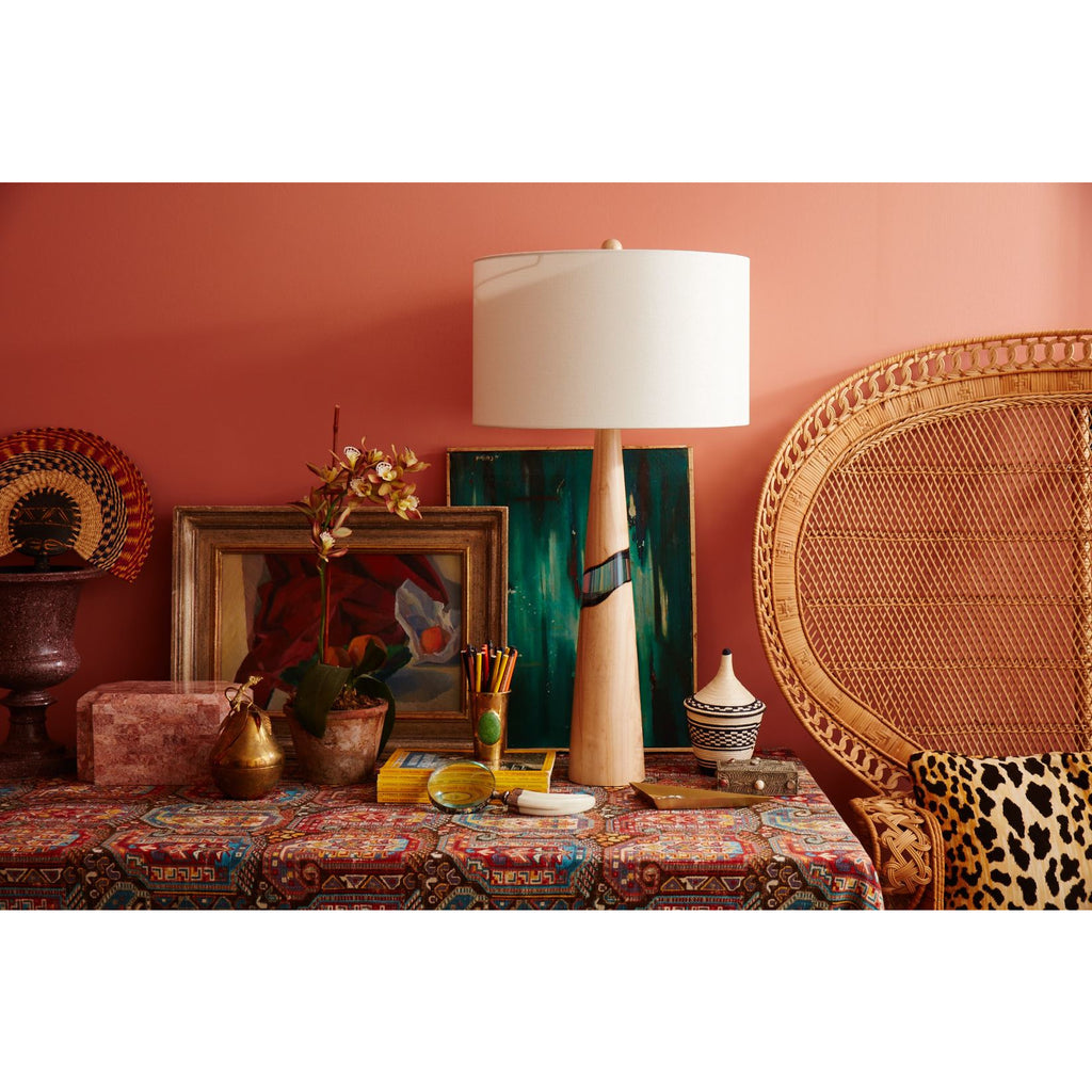 "Paloma 35"" Table Lamp - Couture Lamps"
