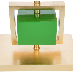 Coventry Table Lamp, Kelly Green - Couture Lamps