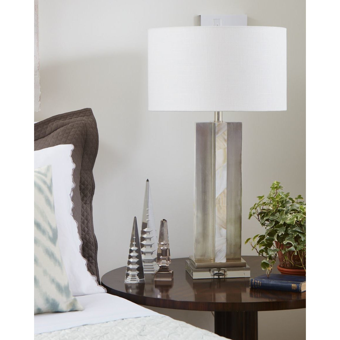 "Chesney 32"" Table Lamp - Couture Lamps"