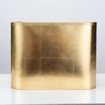 "Square Gold Foil Lamp Shade 13/13 x 13/13 x 10"" - Couture Lamps"