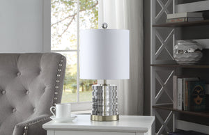 Nadia Table Lamp - Couture Lamps