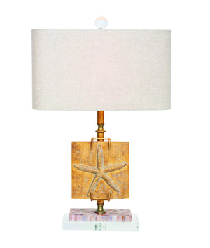 Ponte Vedra Starfish Table Lamp - Couture Lamps