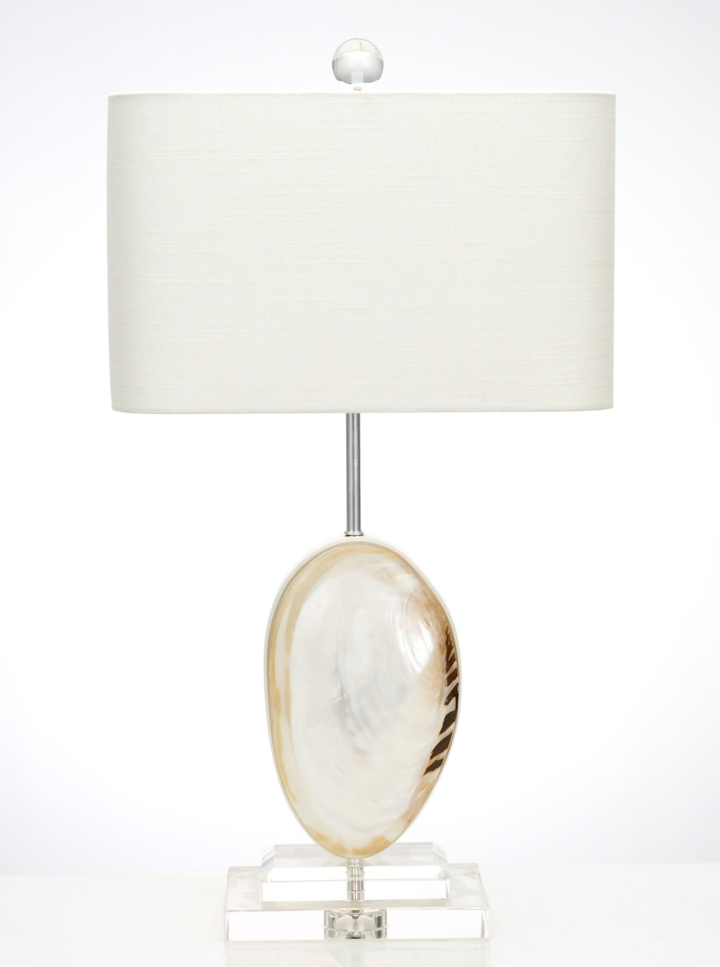 "25.5""H Oceanside Table Lamp - Couture Lamps"