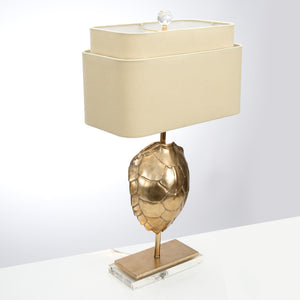 "Tortoise 30"" Table Lamp - Couture Lamps"
