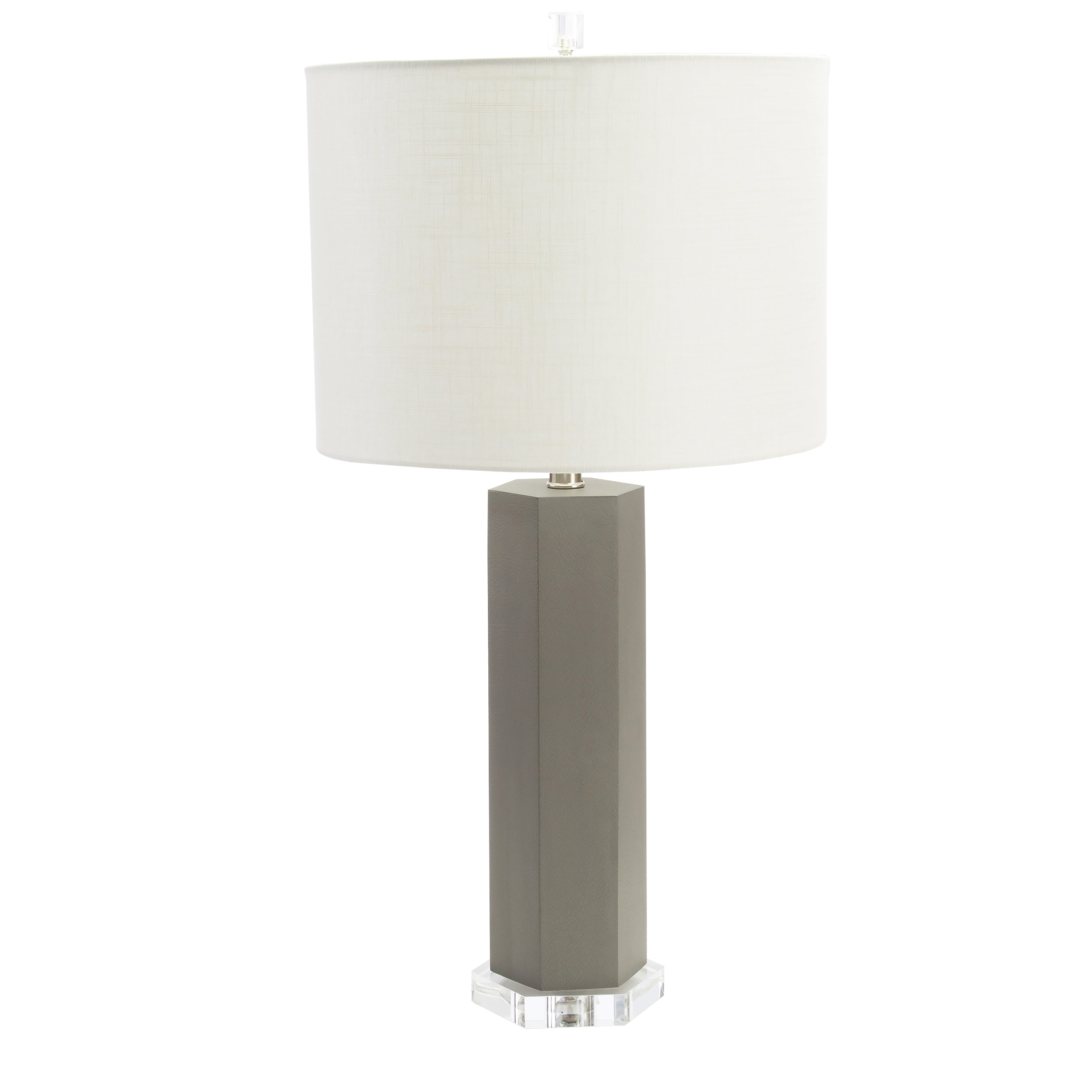 Atherton Table Lamp with Shade - Couture Lamps
