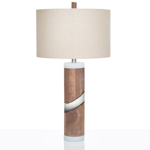 "Doheny 30"" Table Lamp - Couture Lamps"