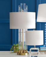 Carnegie Table Lamp - Couture Lamps
