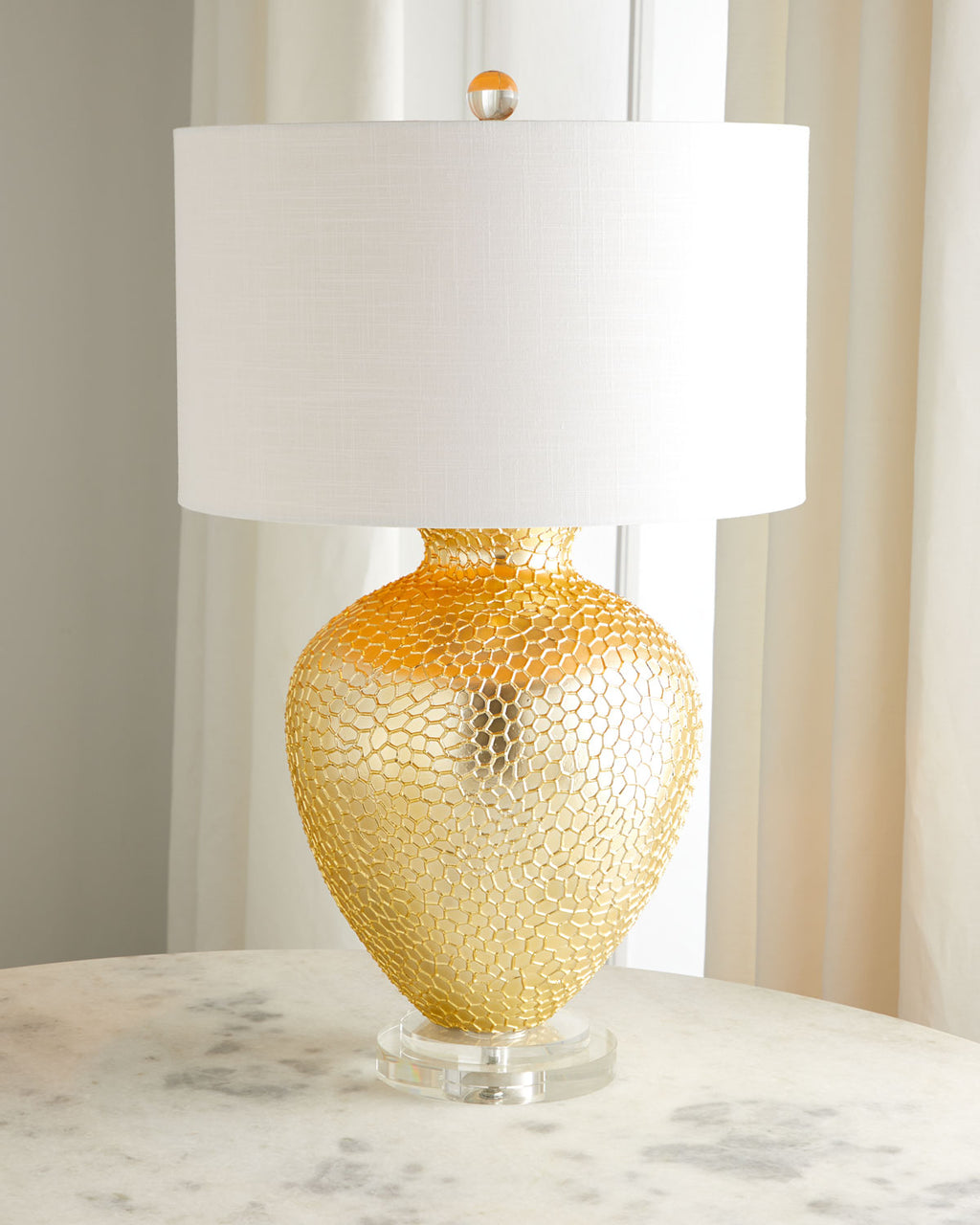 Cleo Table Lamp - Couture Lamps