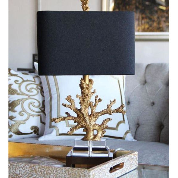Coral Table Lamp - Couture Lamps