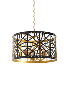 "Jonah Pendant 20"" - NEW - Couture Lamps"