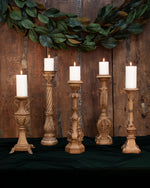 Tuscan Candleholders [Set of 5] - Couture Lamps