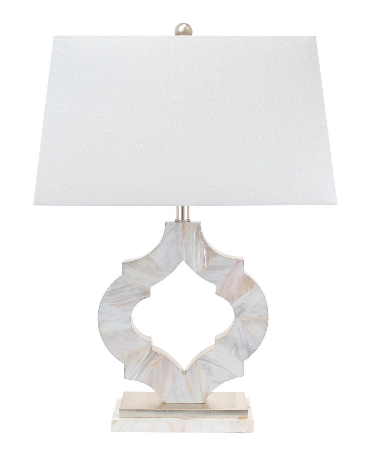 Sarasota Mother of Pearl Table Lamp - NEW - Couture Lamps
