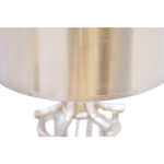 Bamboo Table Lamp, Silver - Couture Lamps