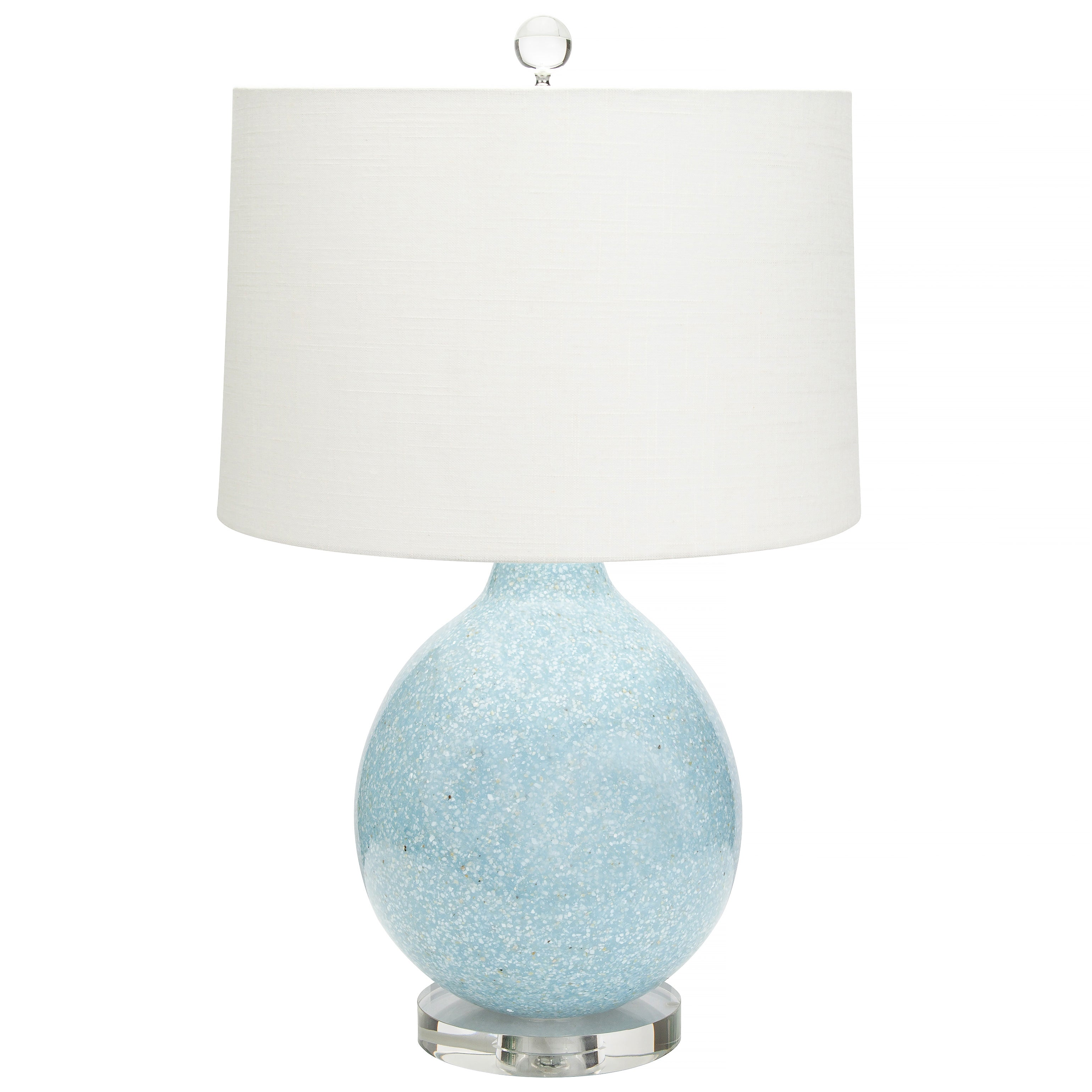 Tilly Table Lamp, Blue - Couture Lamps