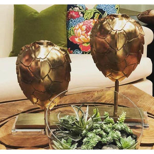 Tortoise Figurine - Couture Lamps