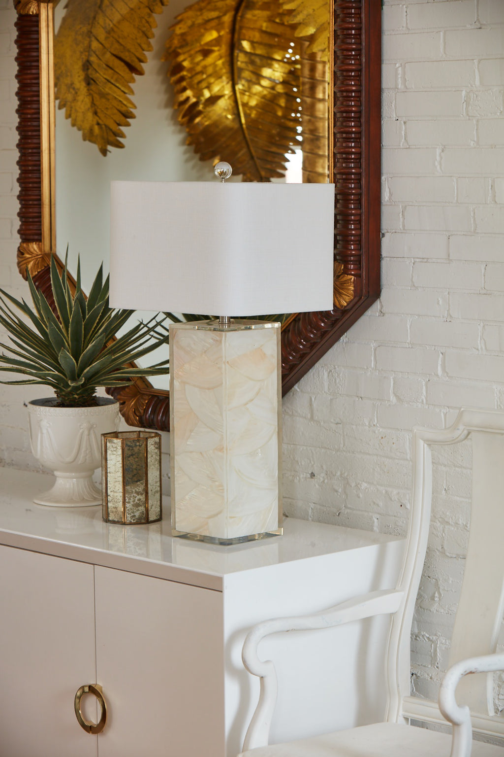 Sanibel Table Lamp - Couture Lamps