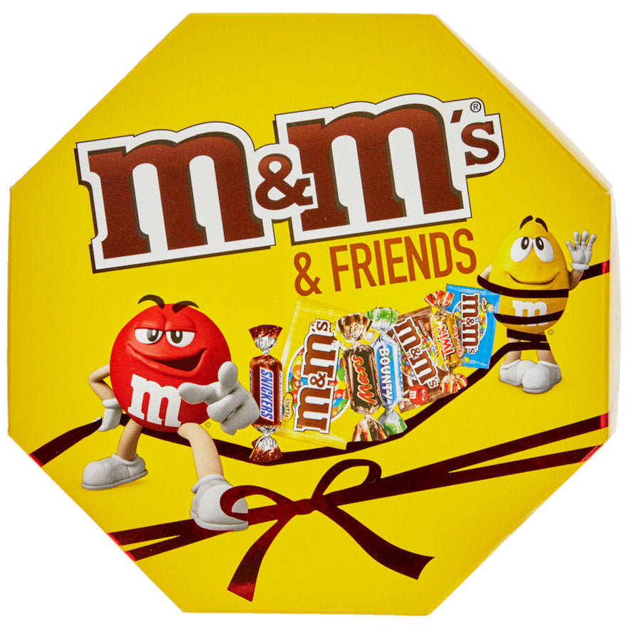 M&Ms & Friends Snacks