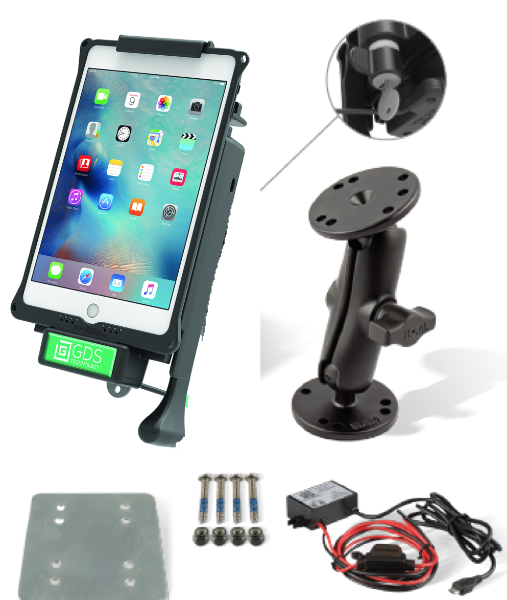 iPad Mini 4 | Pro Bundle - RAM Mounts