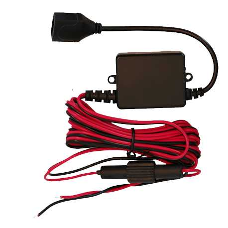 GPS Lockbox™ - NAC-approved Wiring Harness