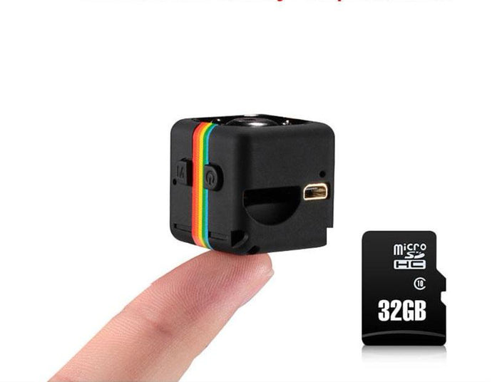 Catch All Mini Camcorder