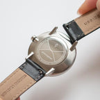 Philosopher - SET Silver | Brown / Black / Mesh Straps