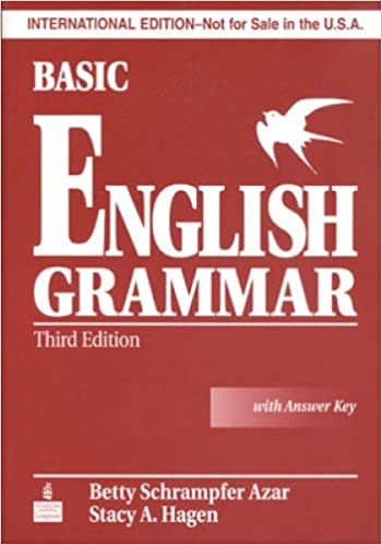 Basic English Grammar : Third Edition : with Answer Key