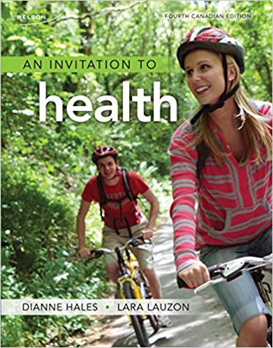 An invitation to health : Fourth Canadian Edition